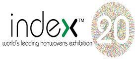 INDEX Nonwovens 2020 exhibition logo