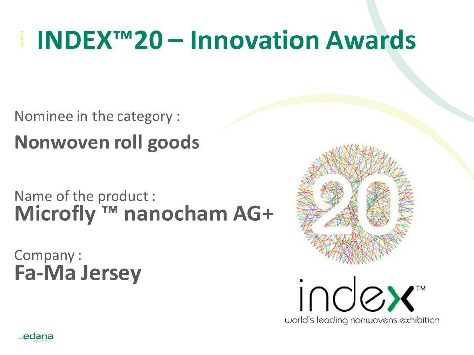 INDEX20 Innovation awards intro slide Fa-Ma Jersey