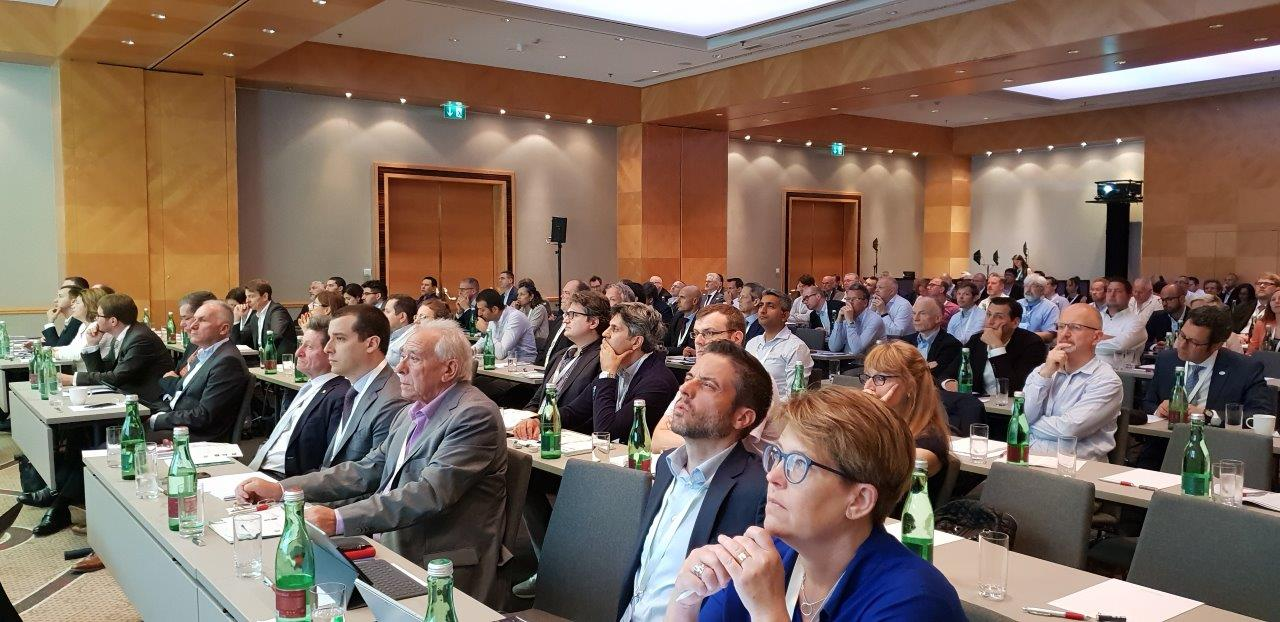 International Nonwovens Symposium 2019 audience