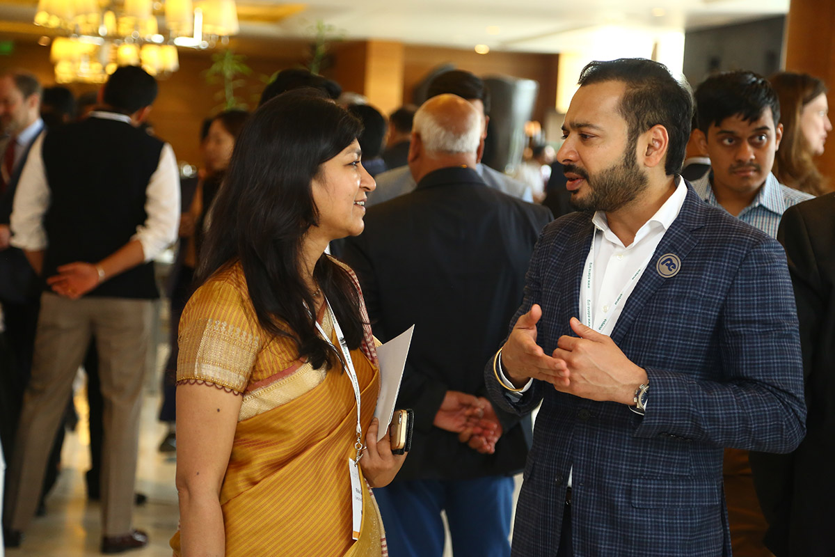 OUTLOOK India 2019 Networking